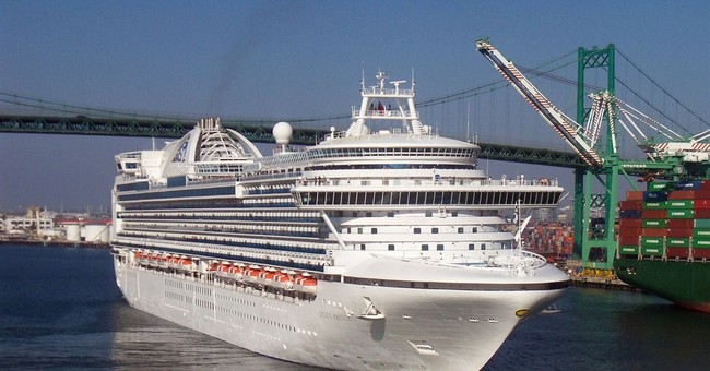 CDC: 172 people on cruise fell ill with norovirus