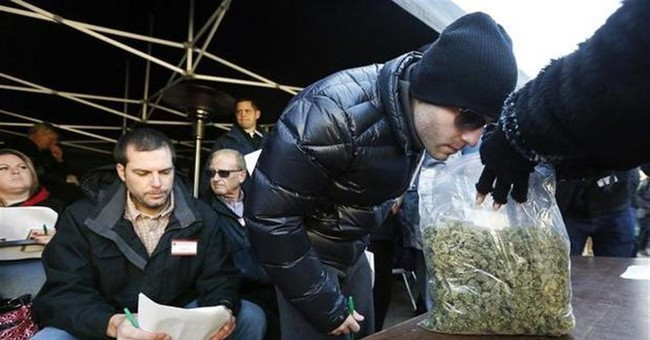 Washington's first pot auction brings in $600,000