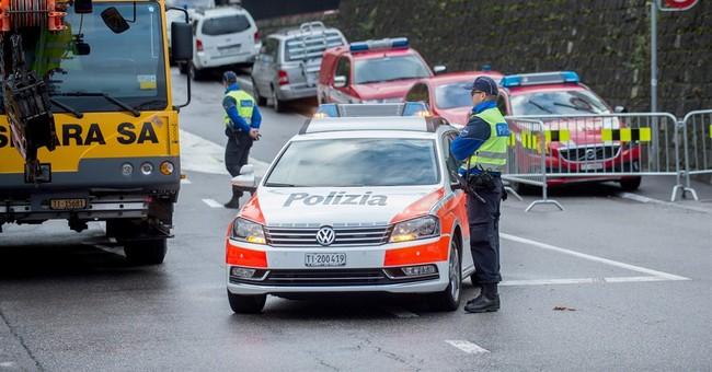 Landslide in Switzerland kills 2, injures 4