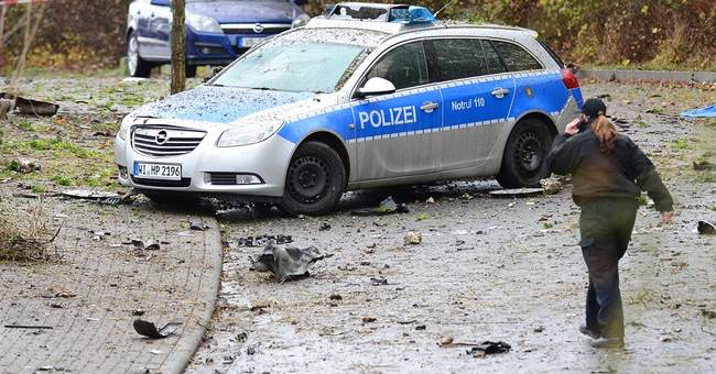 Man blows himself up after family feud in Germany