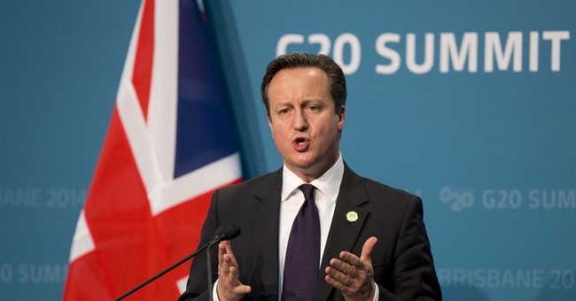 UK's Cameron condemns Islamic State as 'depraved'