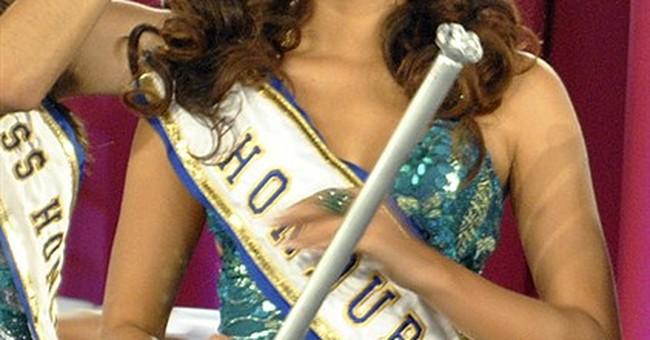 4 held in case of missing Honduras beauty queen