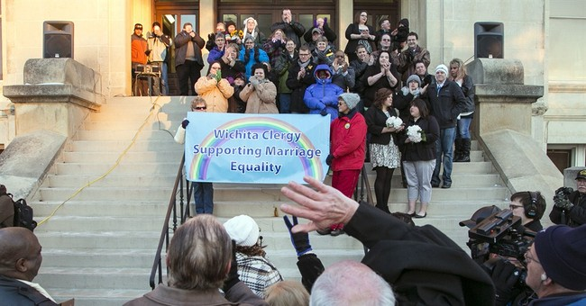 Kansas Supreme Court allows more gay marriages