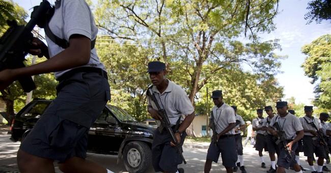 Haiti police face crucial test with UN drawdown