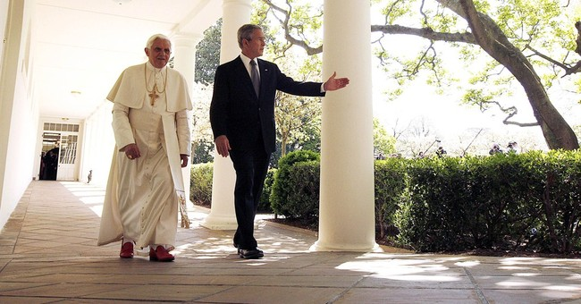 AP PHOTOS: 50 years of papal visits to the US