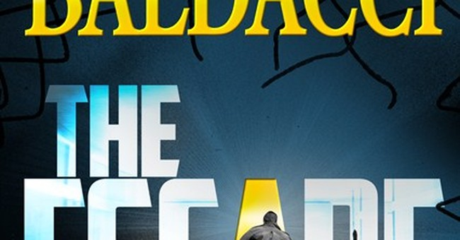 Baldacci's new novel thrills _ and tugs at heart