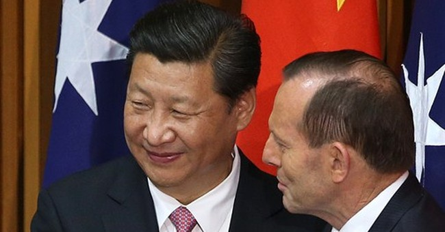 China and Australia sign free-trade deal