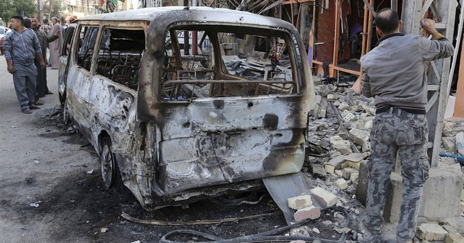 Car bombings in Baghdad kill 14 people