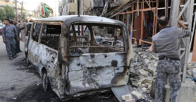 Car bombings in Baghdad kill 14 people