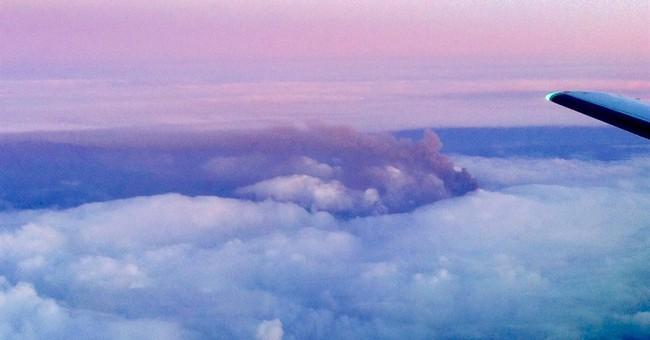 Active Alaska volcano calms down _ for now
