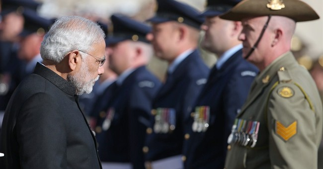 Indian leader wants closer links with Australia