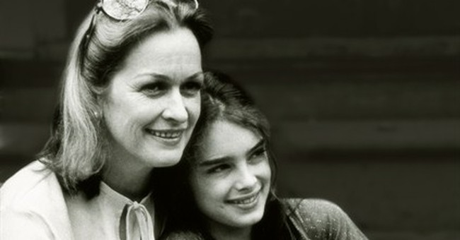 Brooke Shields writes of life with her mother