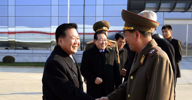 Senior North Korean official leaves for Russia