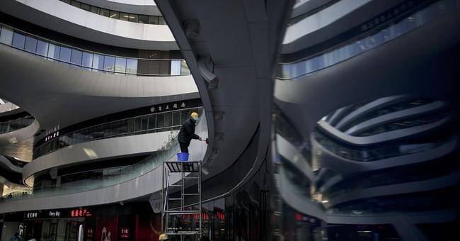 'Red warning lights' flashing for global economy