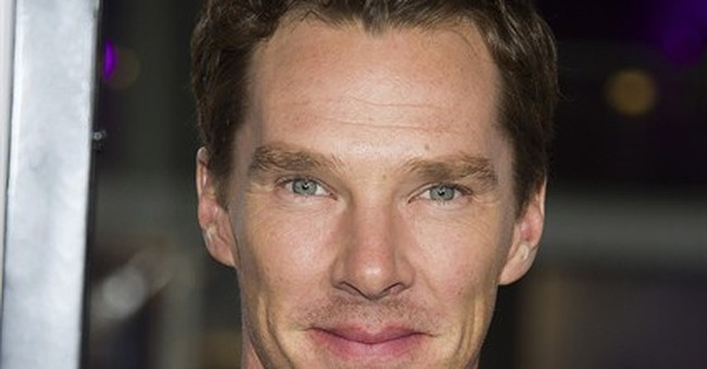Cumberbatch 'bowled over' by engagement reaction