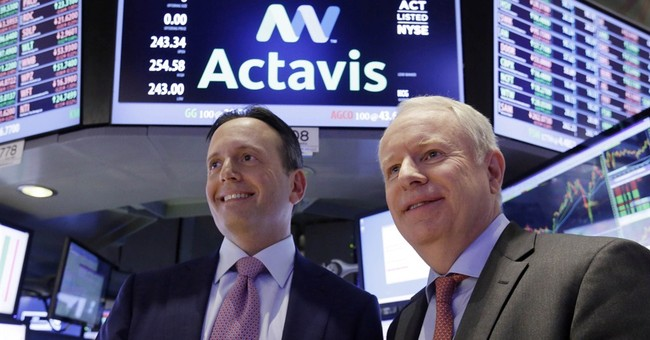 Actavis to spend $66 billion on Allergan