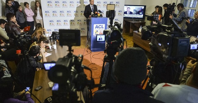 Romanian president-elect: Deep change coming