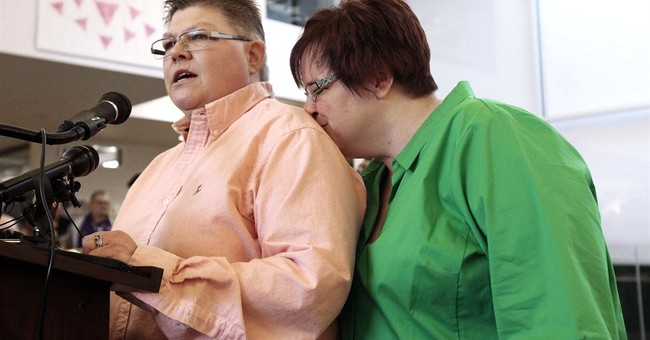 Gay marriage issue squarely before high court