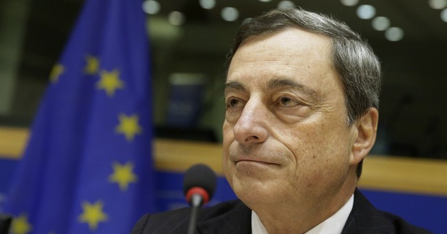 ECB's Draghi: government bond purchases possible