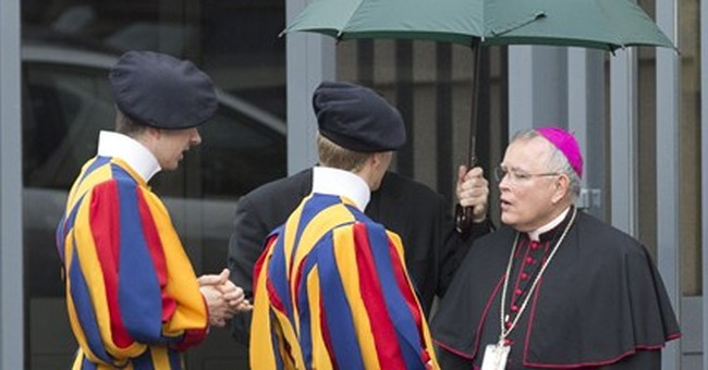 Pope reinforces traditional family values