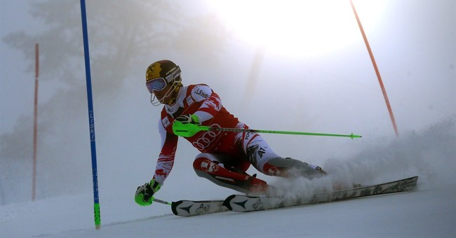 Air bag system approved for World Cup ski races