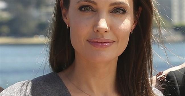 Director Jolie wants 'Unbroken' to be tale of hope