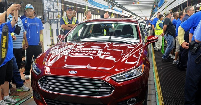 Ford recalls Fusions; software causes key problem