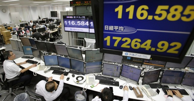 Asia stocks down as China property, Japan weighed