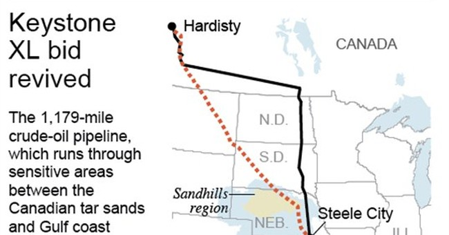 No on Keystone pipeline _ but GOP vows replay