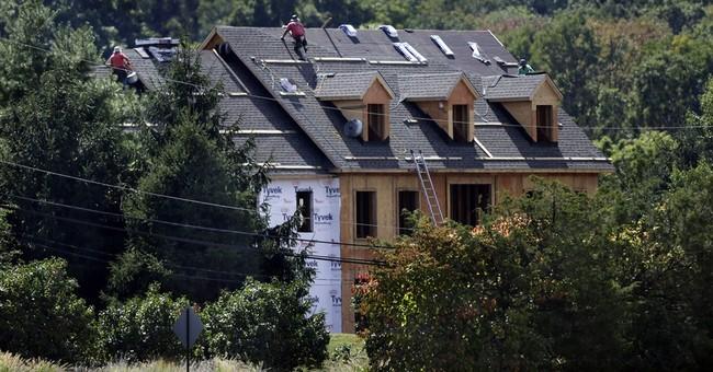 US homebuilder sentiment rallies in November