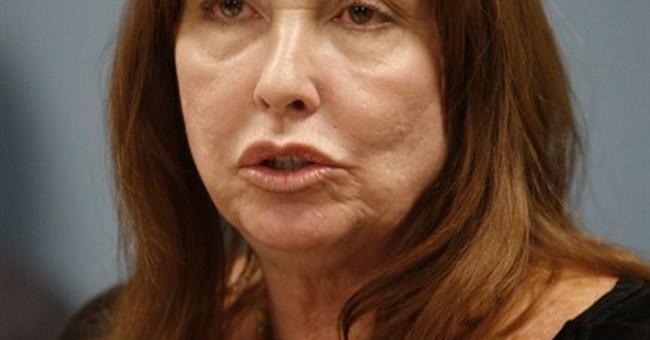Sister of slain actress crusades against Manson