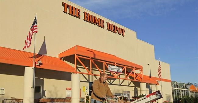 Home Depot tops Street; breach costs still hazy