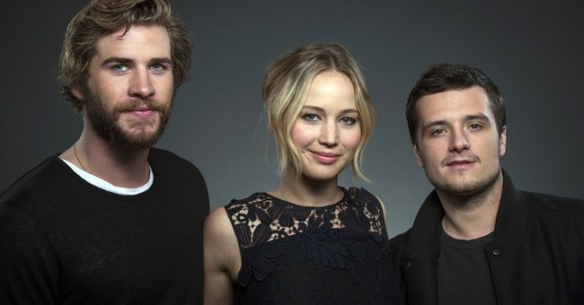 'Mockingjay' stars reflect on growing up together