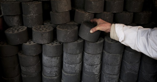 Image of Asia: Stocking up on coal for winter heat