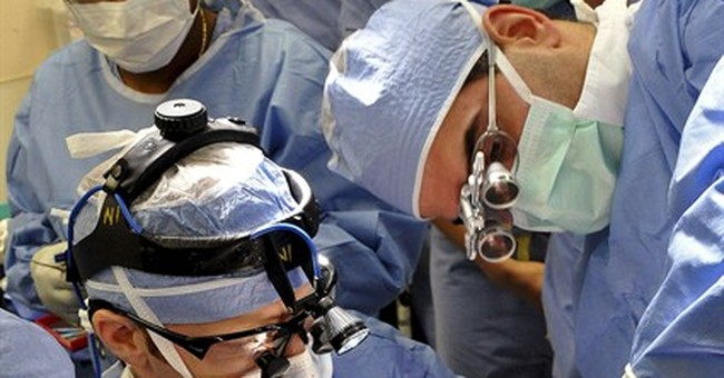Cleveland Clinic does its 2nd face transplant