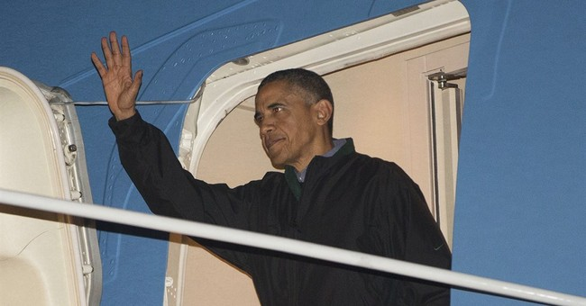 Obama stakes final 2 years on climate change