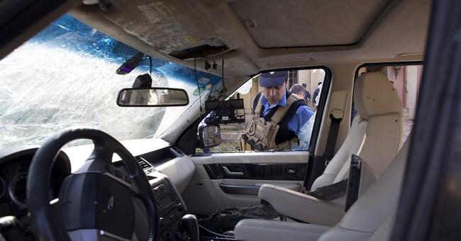 Suicide bomber hits Iraq Kurdish city, 4 killed