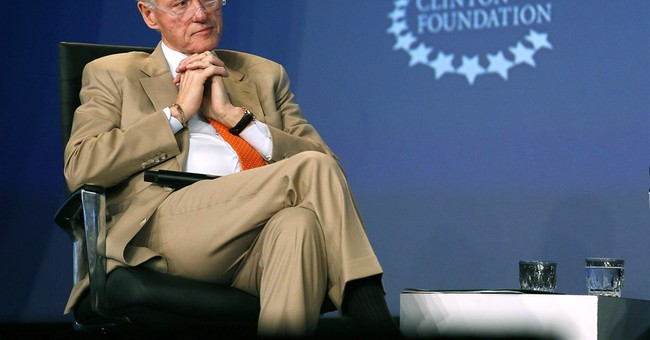 Clinton Foundation reports jump in contributions