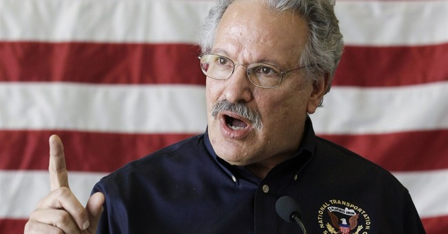 Obama picks NTSB member as new auto safety chief