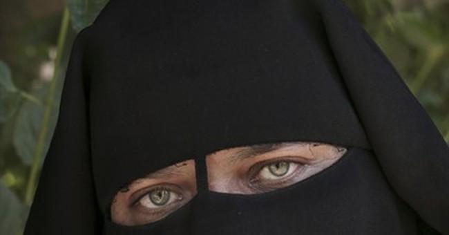 AP PHOTOS: Survivors of female genital mutilation
