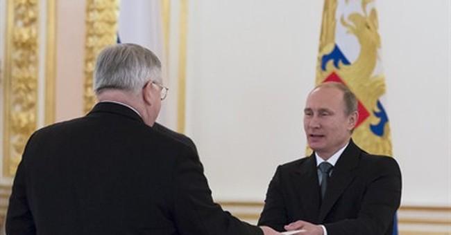 New US ambassador has tough job in Moscow