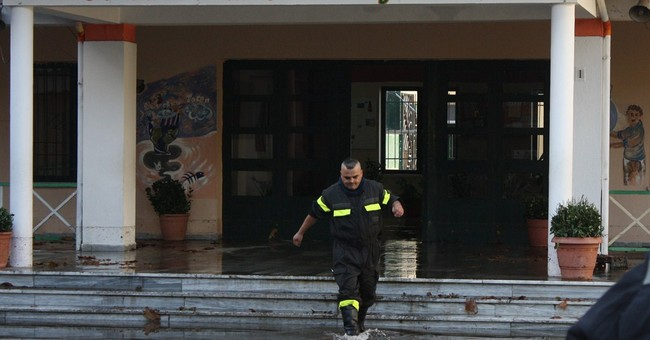 Albania army on standby as floods kill 3