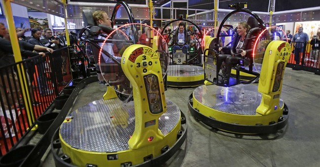 Giant theme park expo highlights new fun for 2015