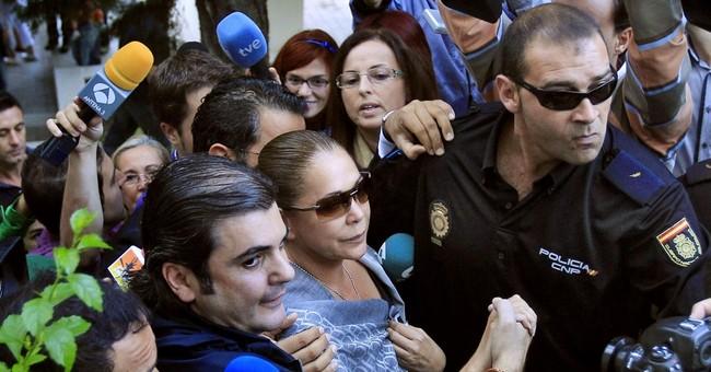 Spanish singer to go to jail for money laundering