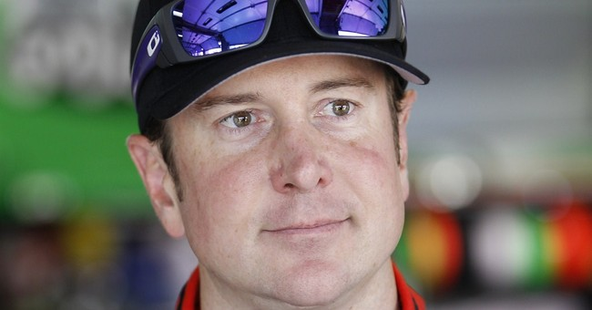 NASCAR's Kurt Busch meets with investigators