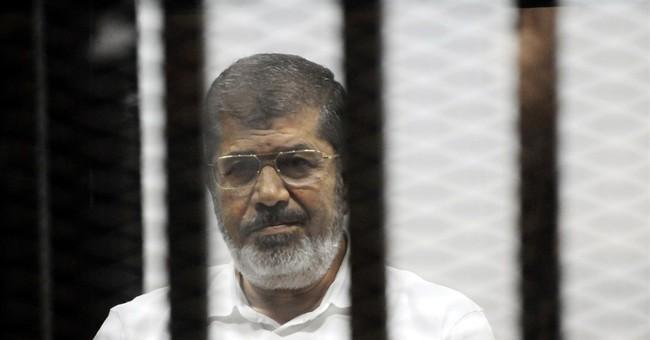 Egypt prosecutor asks for death sentence for Morsi