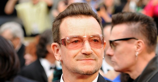 Multiple fractures for Bono in NY bicycle accident