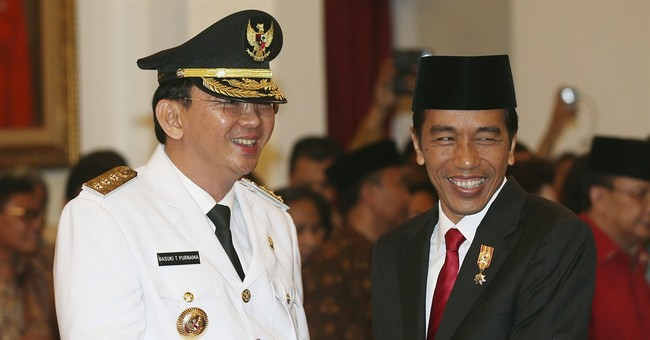 Indonesian capital gets a Christian governor