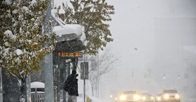 Stranded on a snowy highway? Here's what to do