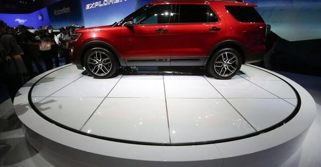 Automakers debut key models at L.A. Auto Show